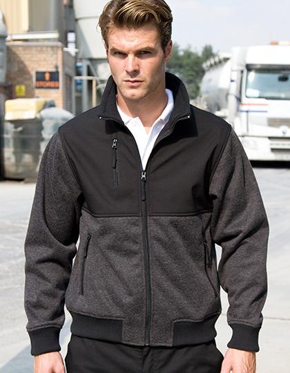 Brink Stretch Work Jacket